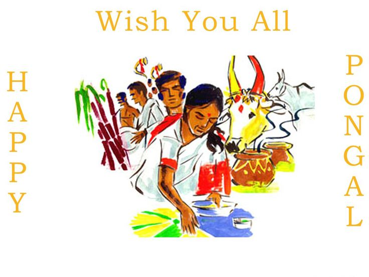 Happy Pongal to all!