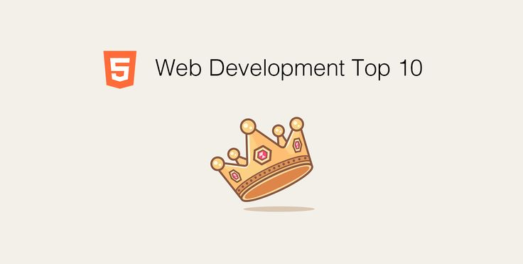 We've observed nearly 1,450 web development articles posted in August 2016 and picked the Top 10.