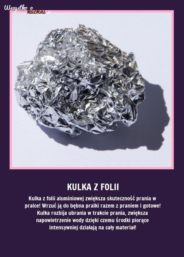 Folia Aluminiowa W Praniu Na Stylowi Pl Simple Life Hacks Healthy Life Hacks Diy Cosmetics