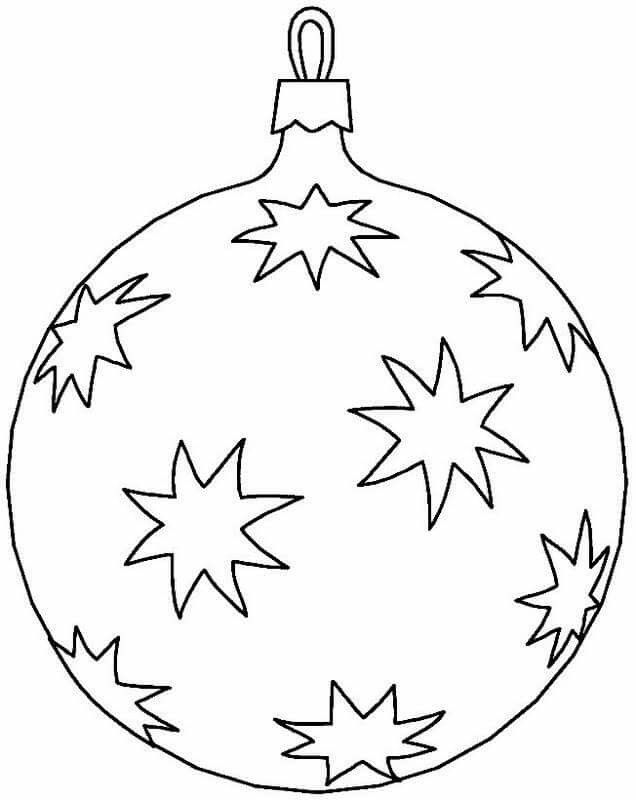 3d pen christmas balls silhouette cameo christmas decorations silhouettes  xmas diy christmas decorations christmas decor christmas - Free Printable Fun Christmas Things Coloring Page For Kids