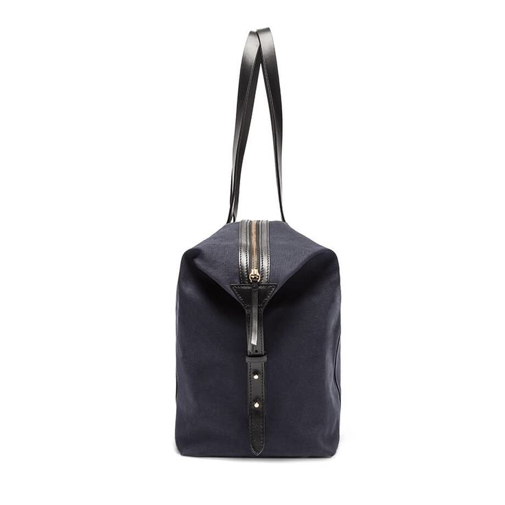 Cuyana le Sud overnight bag in black. $215.
