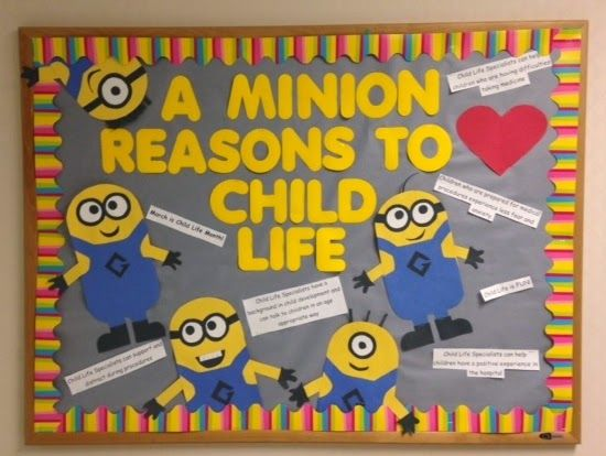 Connecting with Compassion: Confessions of two Child Life Specialists: Happy Child Life Month!