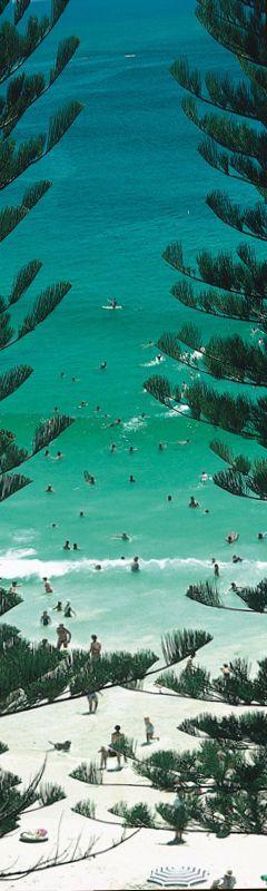 Yamba Main Beach, New South Wales, Australia