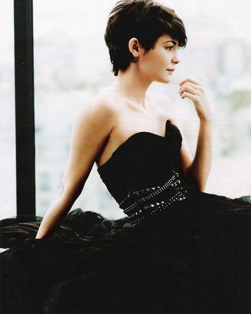 Audrey Tautou Short Pixie Haircuts for Women 2012 – 2013