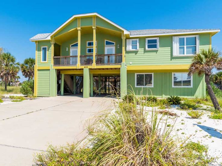 Lazy Urchin Seaclusion Pensacola Beach Vacation Home 2b