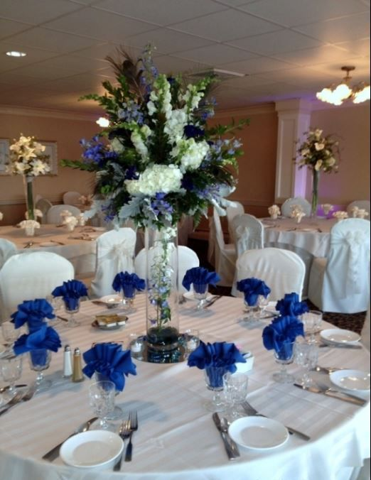royal blue table decorations wedding best 25 royal blue wedding decorations ideas on 7156