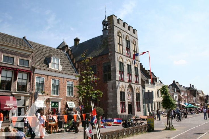 Stadhuis (City Hall) Vianen (Holland)