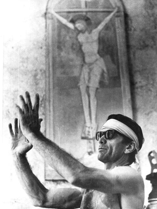 Padre nostro che sei nei Cieli - P. Pasolini