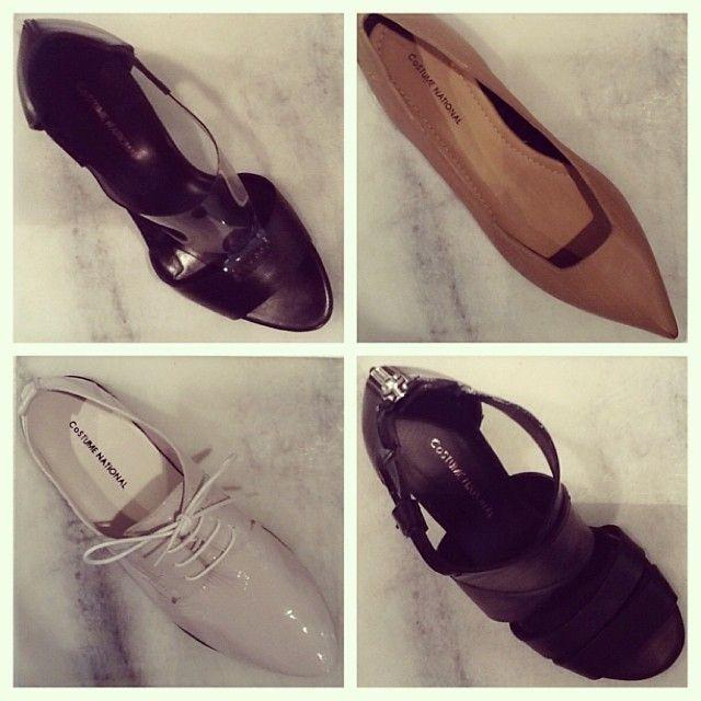 @costumenational new season shoes in store  @aridasydney www.arida.com.au