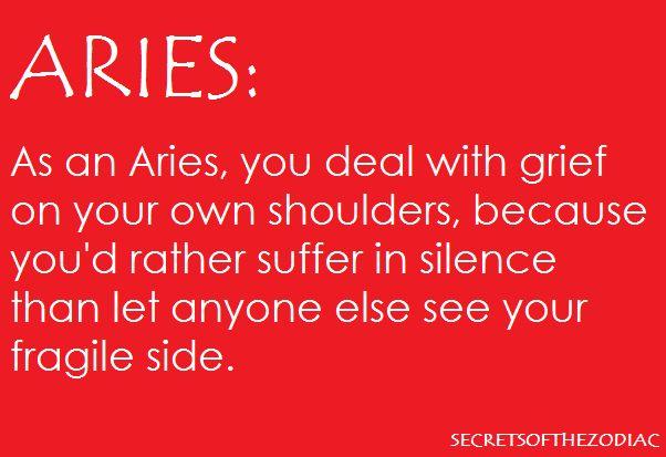 100% true. I haaaaate letting people in on my feelings. Not the best trait, but I'm working on it!