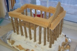 Activities: Build an Edible Ancient Temple!