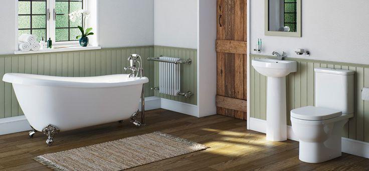 Bathroom Suite Ranges : Victoria Plumb