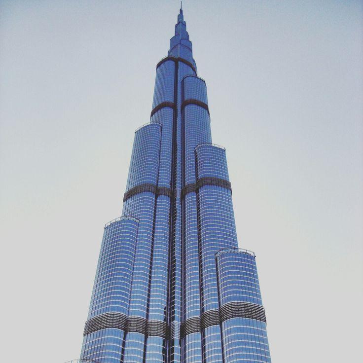 Majestic Burj Khalifa. Still the tallest building on the planet, Dubai, UAE - Architecture & Design