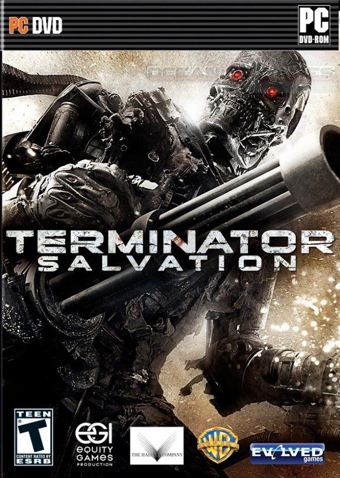 Terminator Salvation PC Game Free Download Terminator