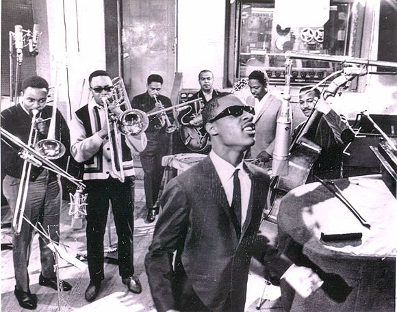 A very young Stevie Wonder & THE FUNK BROTHERS who were the real sound behind Motown