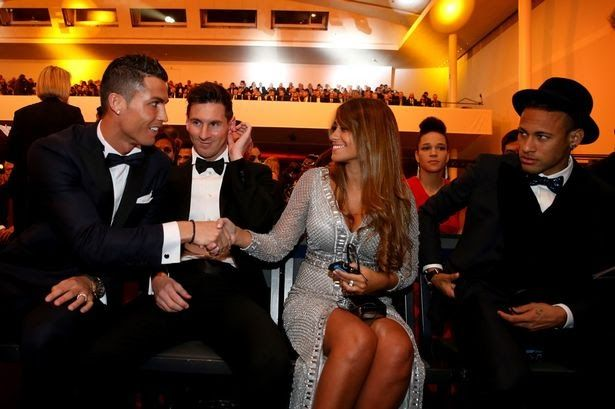 Why This Ronaldo Messi And Neymar Picture Tells You Lionel Messi Names Three Stars Who Could End Messi Crist Messi Girlfriend Messi And Neymar Messi And Wife