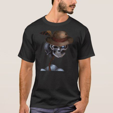 'Baba Yaga's Skull' Quest for Glory IV Shirt - click/tap to personalize and buy