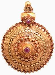 antique gold jewellery - Google Search