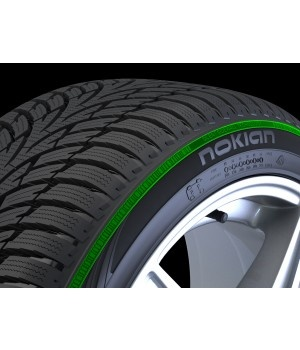 Nokian WR A3 - The Nokian WR A3 is optimised for efficient cars with a special emphasis placed on the tyre's precise and sensitive driving at higher speeds. This environmentally friendly premium product feature nanotechnology, canola oil and the solid winter expertise of Nokian Tyres, which guarantee reliable functionality in the typically varying winter conditions of Central Europe.