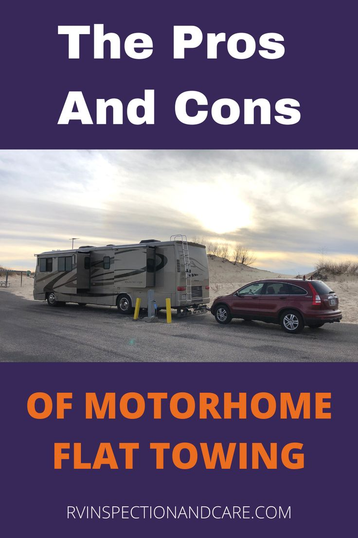 The Essential Guide To RV Flat Towing in 2020 Towing