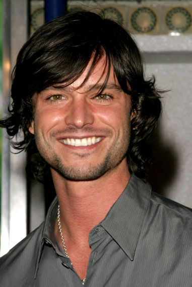 Dr. Beck Sutherland in Southern Nights - sporting the grin that makes women drop their panties. (Inspired by Jason Behr)