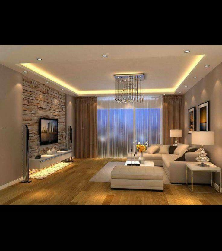Auffallende Wohnzimmer Beleuchtungsideen für Ihr Zuhause Living - moderne wohnzimmer beleuchtung