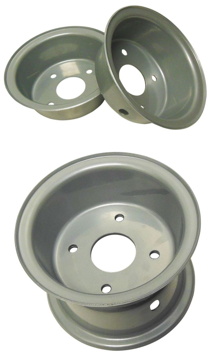 Parts and Accessories 64657: 6 Split Rim (3-1 2 Bolt Pattern) For Go Kart Wheel Parts Cart Drift Trike New -> BUY IT NOW ONLY: $32.95 on eBay!