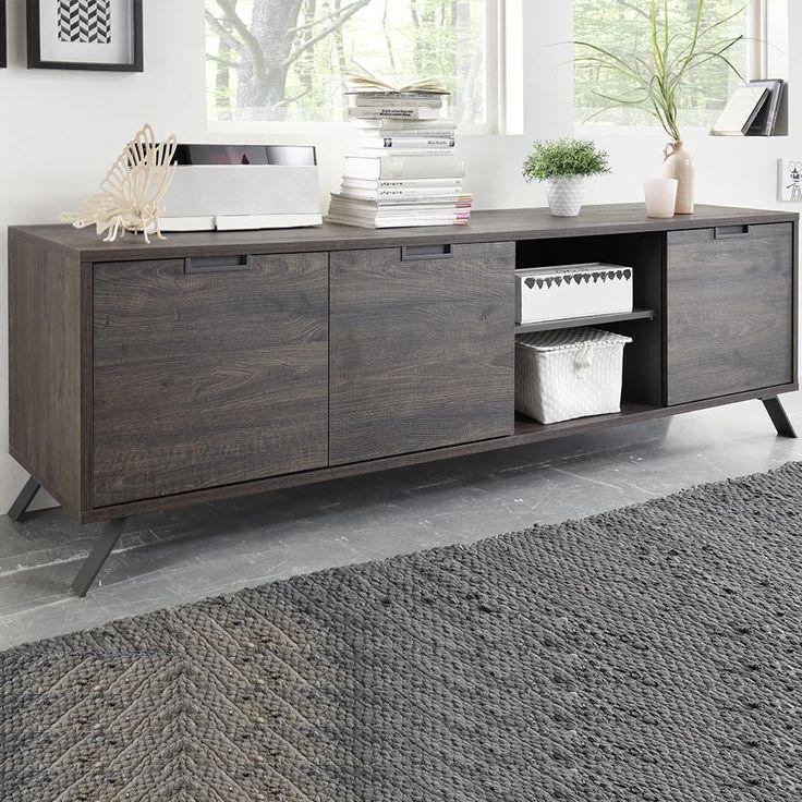enfilade moderne couleur weng mallorca 3 buffet bahut. Black Bedroom Furniture Sets. Home Design Ideas