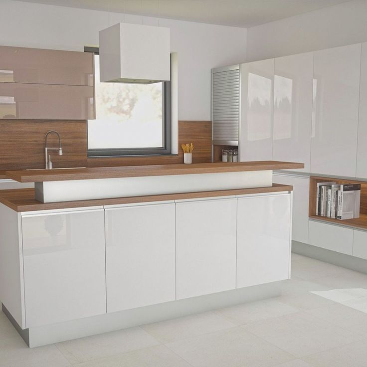 biele kuchyne