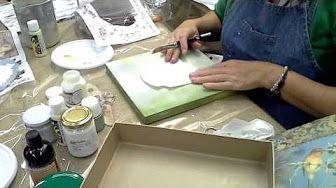 Le Idee di Casamia: Recupero e restauro mobili - seconda puntata - YouTube
