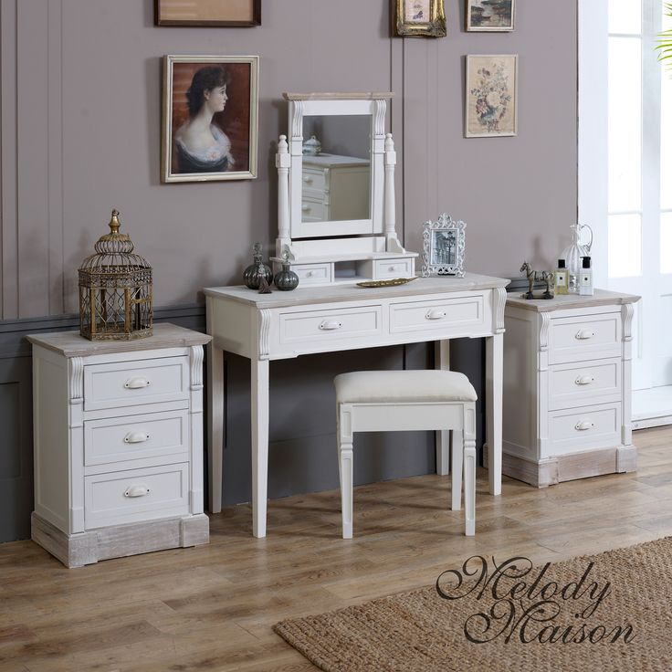 The Range Is Made From Wood And Then Distressed With A Limed Effect Finish To Tops Bedroom Furniture