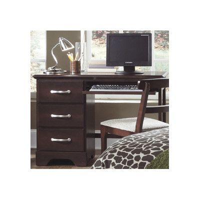 Carolina Furniture Works, Inc. Signature Computer Desk | Wayfair