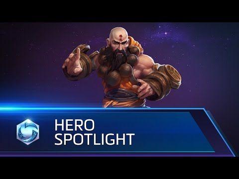Kharazim Spotlight – Heroes of the Storm - YouTube