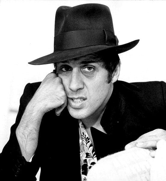 Adriano Celentano - Because that's what a takes to be a real Italian!