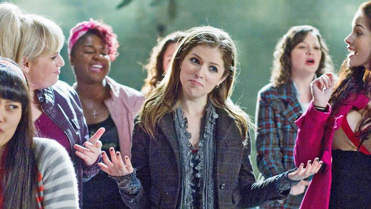 Pitch Perfect Character Rating