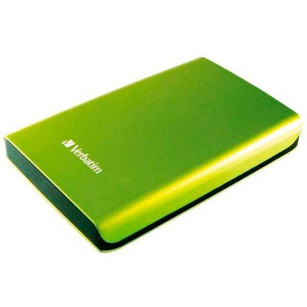 Verbatim USB 3.0 2,5'' 500 GB Verde | HDD Externo  - Compra siempre al mejor precio en todoparaelpc.es. Tenemos las mejores ofertas de internet
