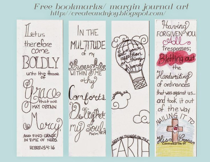 Image Result For Bible Journaling Printables