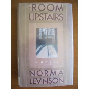 The Room Upstairs is a story so warm, so touching and funny, that most of the time you do not know whether to laugh or cry over it.  Norma Levinson, long known and love for her short stories in magazines, has written a remarkable first novel that can only be described as a slice of real life.