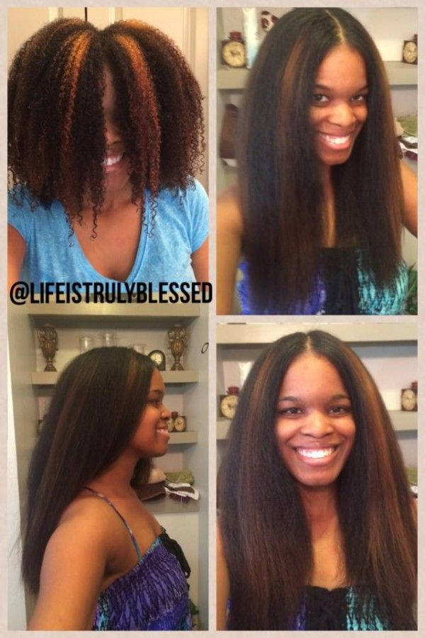 What Products To Use To Flat Iron Natural Hair