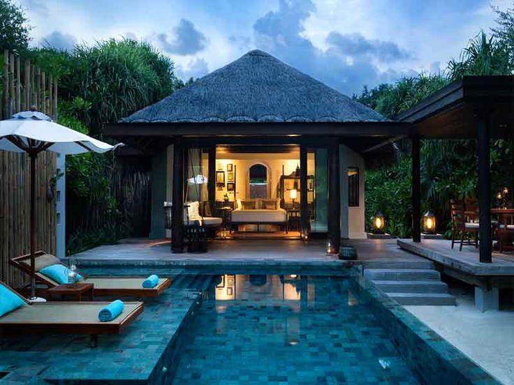 Paradise found at Anantara Kihavah Maldives Villas
