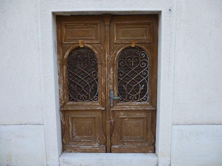 Door, Pag, Croatia