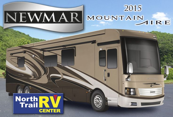 Exceptional 2015 Newmar Mountain Aire Luxury Diesel Motorhome Exterior And Interior  Photos. North Trail RV Center