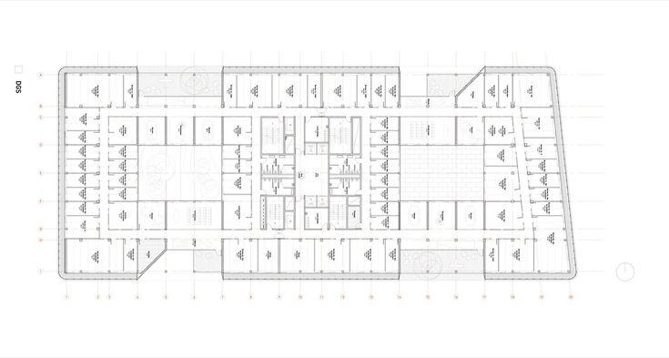 Gallery - City Municipal Office Complex / ECDM Architects - 6