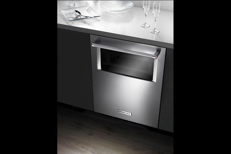 KitchenAid's Dishwasher with a Window