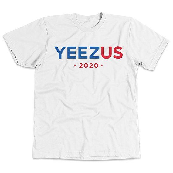 YeezUS for President 2020  Kanye West 2020 by KarmaDesignes