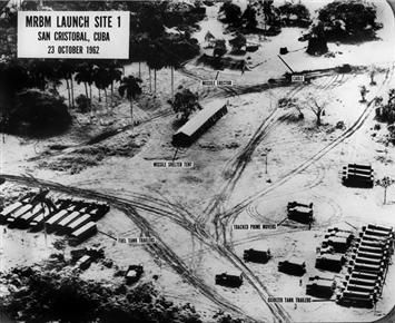 The Cuban Missile Crisis October 14-October 28, 1962. The world came dangerously close to a nuclear war.