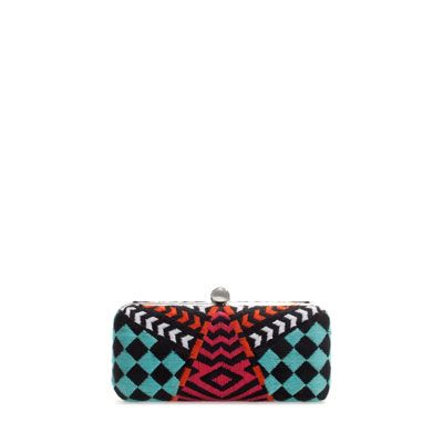 ETHNIC EVENING BAG