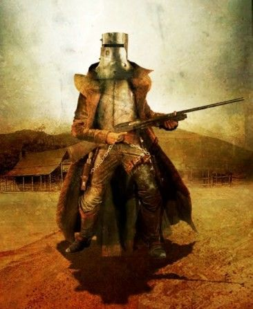 Ned Kelly will kick your ass...