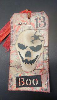 Mi kreative verd: 12 tags of 2016 OKTOBER