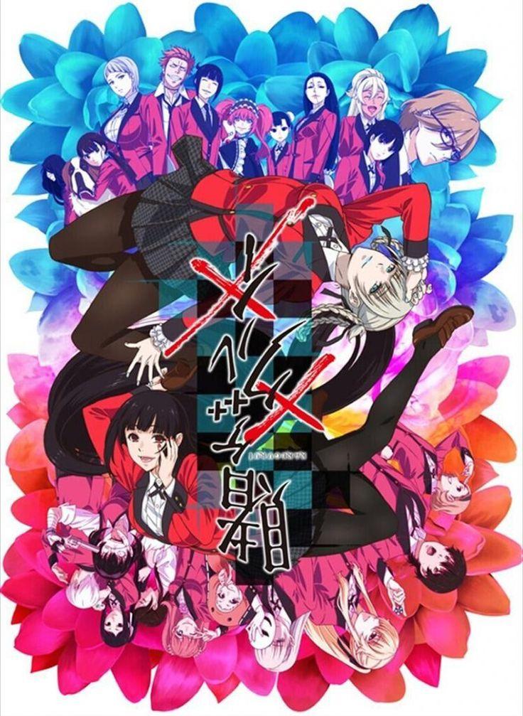 El anime Kakegurui Season 2, revela visual Art Otaku